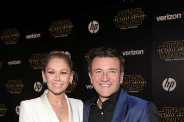 Kym Johnson Premiere of 'Star Wars: The Force Awakens' - Red Carpet