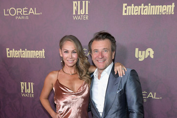 Kym Johnson Robert Herjavec Entertainment Weekly And L'Oreal Paris Hosts The 2018 Pre-Emmy Party - Arrivals