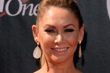 Kym Johnson Arrivals at the ESPYS — Part 4