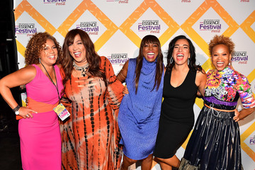 Kym Whitley Mikki Taylor 2018 Essence Festival Presented By Coca-Cola - Ernest N. Morial Convention Center - Day 1