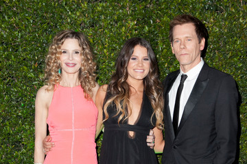 Kyra Sedgwick Arrivals at Fox and FX's Golden Globes Afterparty
