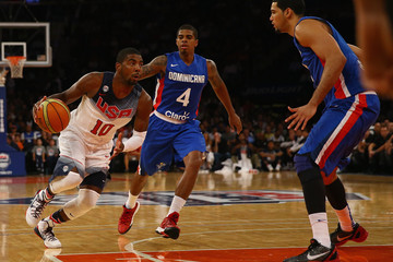 Kyrie Irvin Dominican Republic v United States