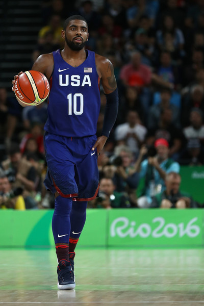 premium selection 11d33 eb3d8 Kyrie Irving Photos - Basketball - Olympics: Day 5 - 1066 of ...