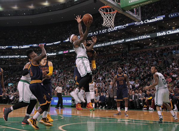 137511671c9d Kyrie Irving Photos - 1735 of 2390. Cleveland Cavaliers v Boston Celtics ...