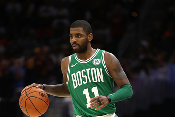 Kyrie Irving Boston Celtics v Cleveland Cavaliers