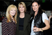 Mimi Rogers and Anne Kopelson Photos Photo