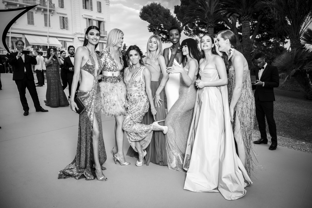 Barbara Palvin Photos Photos: L'Oreal At amfAR Gala Cannes 2017 The 70th Cannes Film Festival - #Canniversary