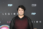 "Harvey Guillen attends the LA Premiere Of FX's ""Legion"" Season 3 at ArcLight Hollywood on June 13, 2019 in Hollywood, California."