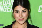 """Daniella Monet attends the LA Premiere Of """"The Game Changers"""" at ArcLight Hollywood on September 04, 2019 in Hollywood, California."""