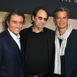 Timothy Olyphant and David Milch Photos