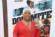 "Luenell attends the LA Premiere Of Netflix's ""Dolemite Is My Name"" at Regency Village Theatre on September 28, 2019 in Westwood, California."