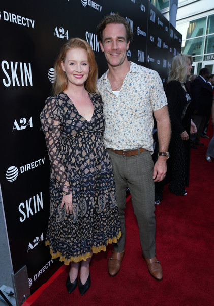 L.A. Special Screening Of A24's 'Skin' - Red Carpet - 1 of 7