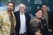Bruce Dern and Zack Gottsagen Photos Photo