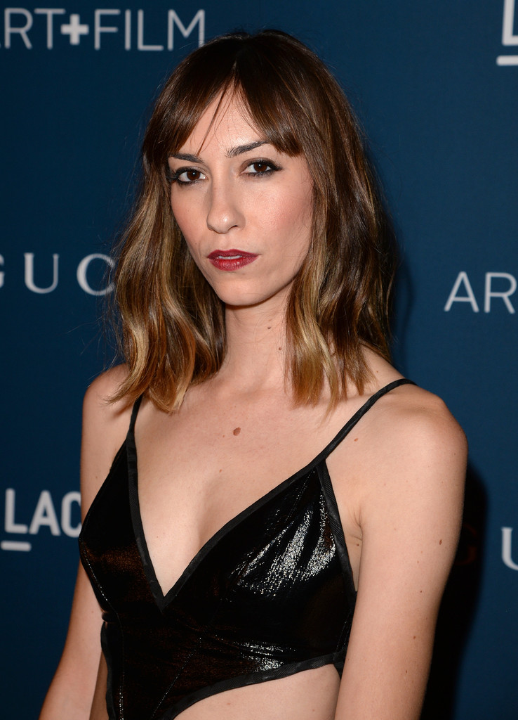 Gia Coppola Photos Photos Lacma 2013 Art Film Gala