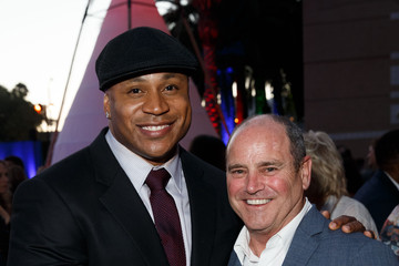 LL Cool J CBS, CW and Showtime 2015 Summer TCA Party - Inside