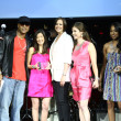 Jessica Moment LL Cool J Hosts Second Annual Pay It Fashion Forward Party