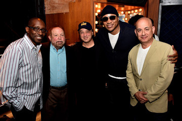 LL Cool J Ken Ehrlich 'For Your Consideration' Event For The 57th Annual GRAMMY Awards and The CBS Stevie Wonder Special