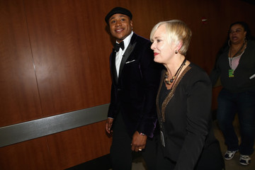 LL Cool J Inside the 56th Annual Grammy Awards — Part 2