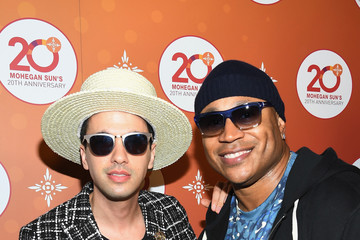 LL Cool J Mohegan Sun's 20th Anniversary Ballroom Red Carpet After Party
