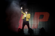 LP performs onstage during a drive-in concert at City National Grove of Anaheim on November 14, 2020 in Anaheim, California.