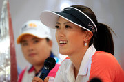 Michelle Wie Inbee Park Photos Photo