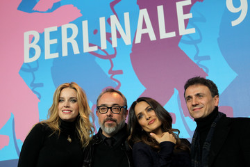 "Carolina Herrera Bang ""La Chispa De La Vida"" Press Conference - 62nd Berlinale International Film Festival"