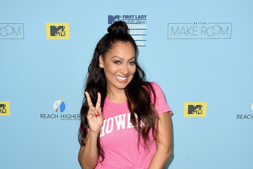 La La Anthony 3rd Annual College Signing Day - Backstage