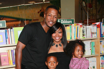 "Shanice La Toya Jackson Book Signing For ""Starting Over"""