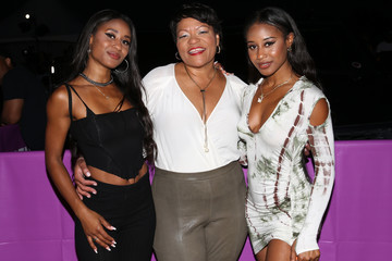 LaToya Cantrell Angel Coleman 2021 ESSENCE Festival Of Culture Presented By Coca-Cola - Week 2 Day 2