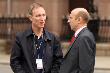John Healey The Labour Party Hold Their Annual Party Conference - Day 2