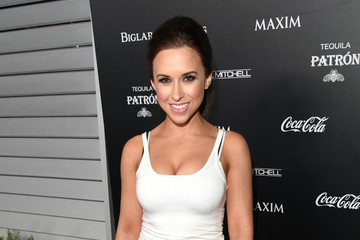 Lacey Chabert Arrivals at Maxim's Hot 100 Women Event