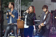 Lady Antebellum Performs on the 'Today' Show