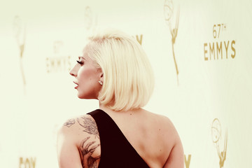 Lady Gaga 67th Annual Primetime Emmy Awards - Instant View