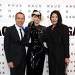 Jeff Koons and Marina Abramovic Photos
