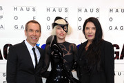 Jeff Koons and Marina Abramovic Photos Photo