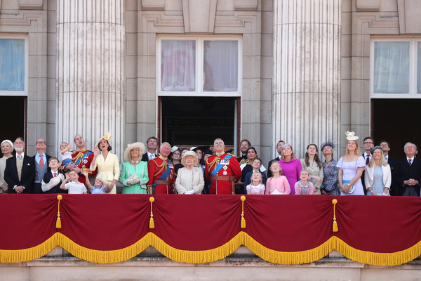 Lady Helen Taylor Photos Photos - Trooping The Colour 2019
