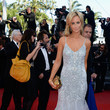 Lady Victoria Hervey 'Zulu' Premieres in Cannes