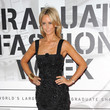 Lady Victoria Hervey Arrivals at the Graduate Fashion Week Awards