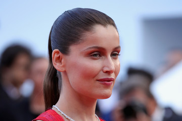 Laetitia Casta 'Sink Or Swim (Le Grand Bain)' Red Carpet Arrivals - The 71st Annual Cannes Film Festival