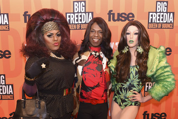 "Laganja Estranja ""Twerk Of Art"" Photography Collection From Fuse TV's Big Freedia"