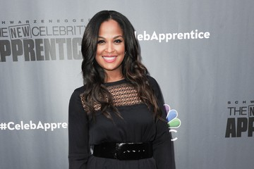 Laila Ali Q&A for NBC's 'The New Celebrity Apprentice' - Arrivals