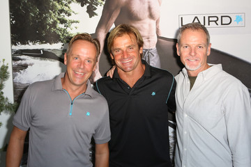Laird Hamilton Laird Hamilton Launches Laird Apparel at Ron Robinson in Santa Monica