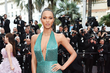 Lais Ribeiro European Premiere of 'Solo: A Star Wars Story' At the Palais Des Festivals During The 71st International Cannes Film Festival