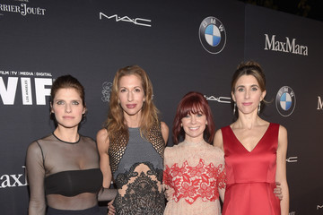Lake Bell Ninth Annual Women in Film Pre-Oscar Cocktail Party Presented By Max Mara, BMW, M.A.C Cosmetics And Perrier-Jouet - Red Carpet
