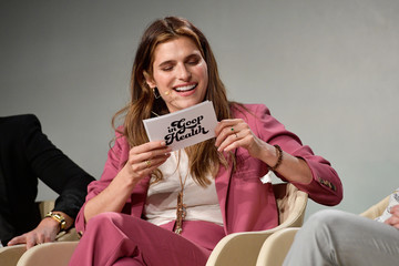Lake Bell In Goop Health Summit