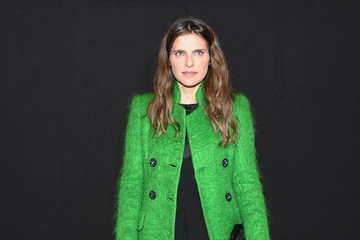 Lake Bell Giorgio Armani Prive: Front Row - Paris Fashion Week - Haute Couture Spring Summer 2018
