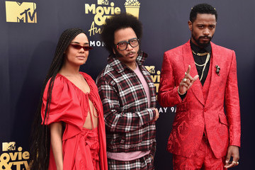 Lakeith Stanfield 2018 MTV Movie And TV Awards - Arrivals