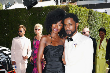Lakeith Stanfield Audi At The 70th Annual Emmy Awards