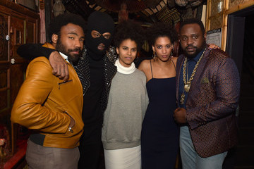 Lakeith Stanfield Premiere For FX's 'Atlanta - Robbin' Season' - After Party