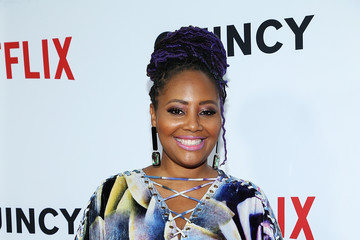Lalah Hathaway Premiere Of Netflix's 'Quincy' - Red Carpet
